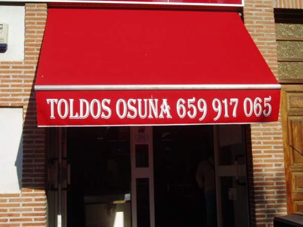 Tienda de toldos en Madrid Capital (Madrid)